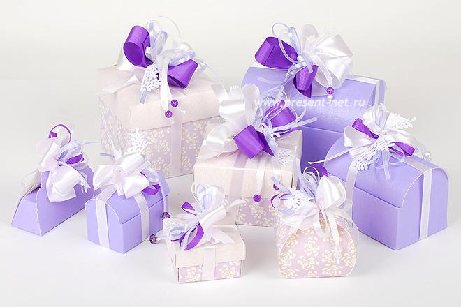 Упаковка на день рождения