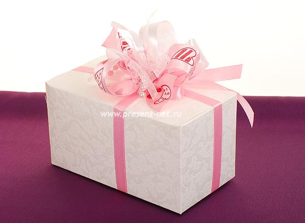Упаковка подарка на свадьбу своими руками 27