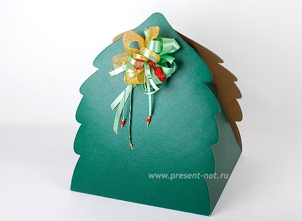 Новогодние подарки от ивкон-презент 763